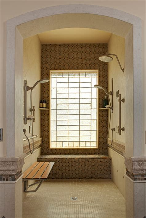 bathroom design luxury handicap shower bathroom design universal ada walk in or wheelchair accessible shower