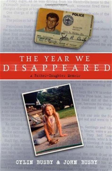 we books the year we disappeared a memoir by