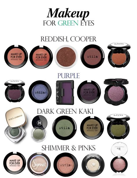 Eyeshadow Colors best color eye makeup for blue green saubhaya makeup