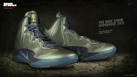 andre iguodala shoes nike zoom hyperfuse 2011 andre iguodala quot stockbroker quot pe