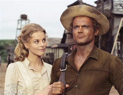 Film Western Un Gentleman In Vestul Salbatic   imagini e poi lo chiamarono il magnifico 1972 imagini