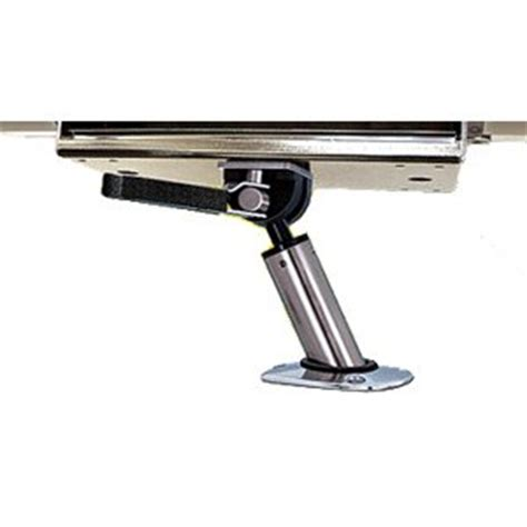 magma boat grill rod holder mount magma levelock all angle adjustable fish rod holder mount
