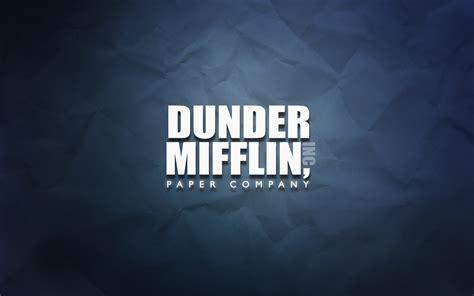 Dunder Mifflin dunder mifflin wallpapers