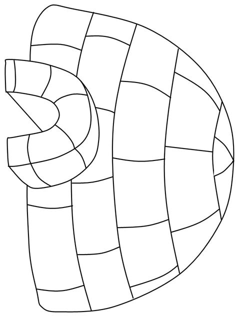 igloo coloring page preschool best 20 inuit igloo ideas on pinterest ours th 232 me