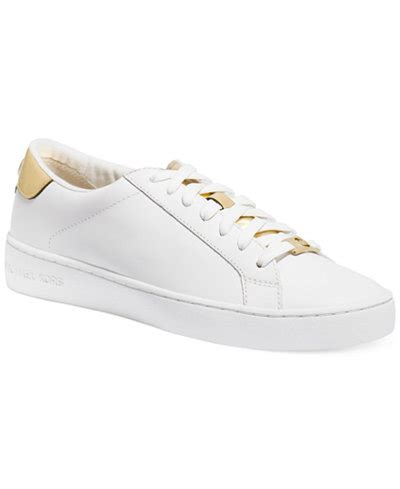 Lace Up Sneakers michael michael kors irving lace up sneakers sneakers
