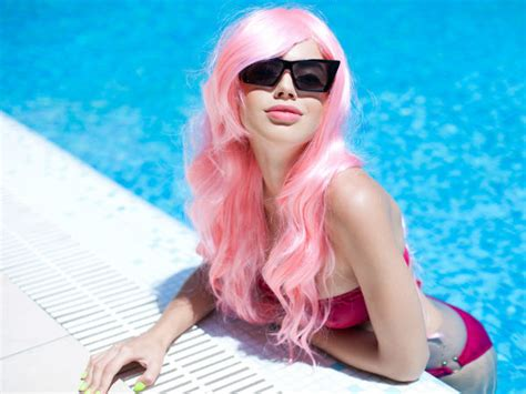 cute hairstyles for pool party 10 easy hairstyles for a pool party boldsky com