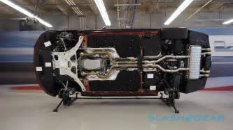 Cadillac Ats Exhaust 2016 Cadillac Ats V Drive Bmw Baiting Slashgear
