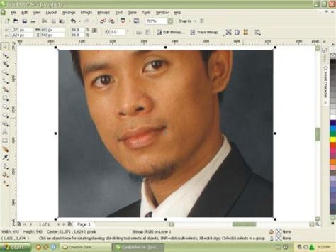 tutorial membuat lu unik cara menilkan foto di chat facebook duniapelajar com