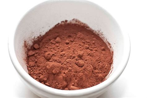 Powder Cocoa Coklat Powder low chocolate frosting pretty fit