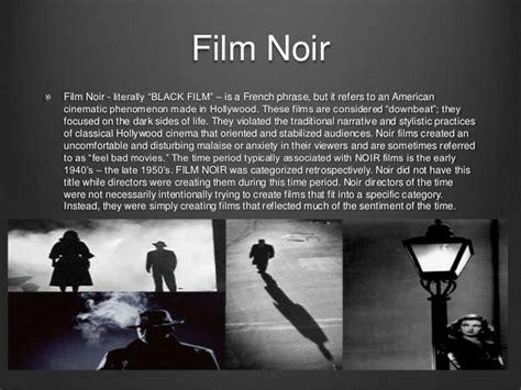 biography film genre definition introduction to film genre study 1 film noir