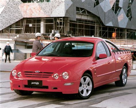 ford falcon ute production ended today  caradvice