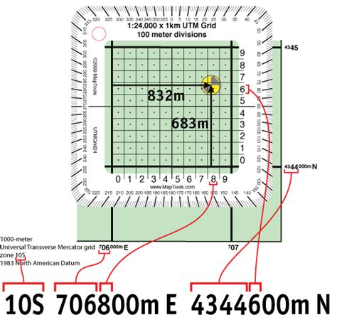 utm map usa maptools product 1 25 000 scale pocket size utm grid