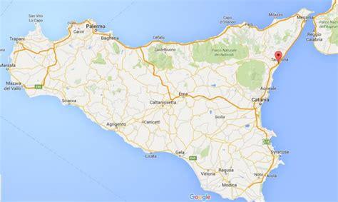 mappa giardini naxos where is giardini naxos on map sicily