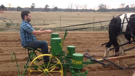 How To Build A Corn Planter by Deere Corn Planter
