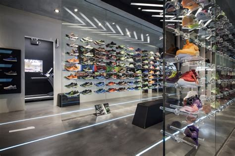 sport shoes store ari running store by whitespace bangkok thailand