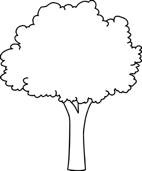 Coloring Page Tree by Apple Tree Coloring Pages
