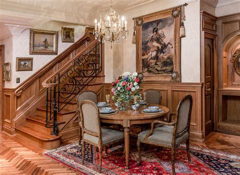 interiors exteriors victorian dining room