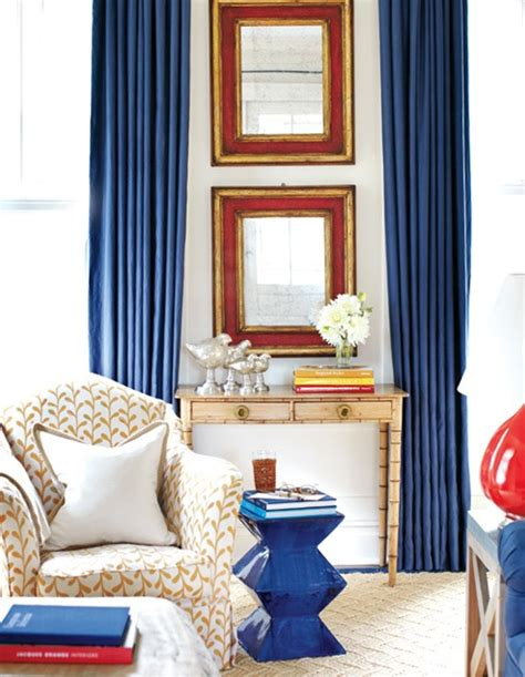 blue curtains living room blue curtains transitional living room style at home