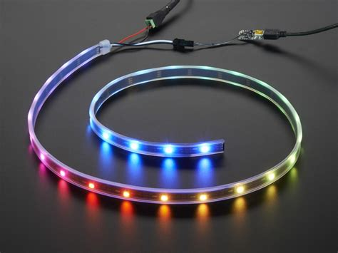 Led Strips adafruit neopixel led starter pack 30 led meter