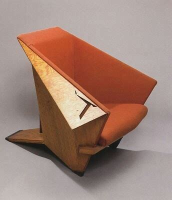 frank lloyd wright origami chair a place to rest your