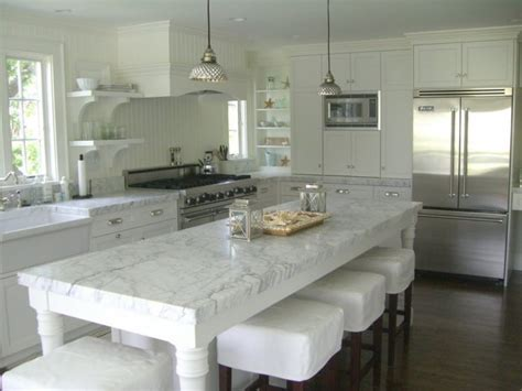white marble kitchen island marble kitchen countertops new york los angeles