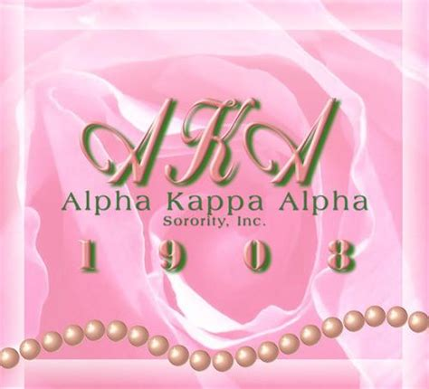 Alpha Kappa Alpha Background Check Alpha Kappa Alpha Aka Computer Printed Backdropyour 1 Resource For