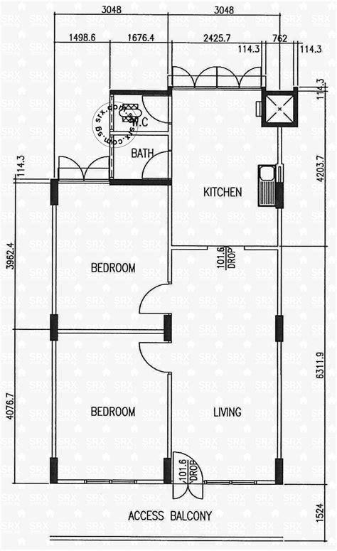 floor plan hdb floor plans for bedok north street 3 hdb details srx