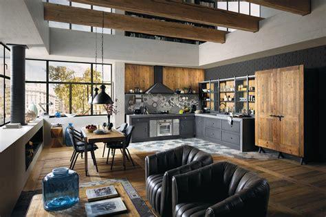 industrial stil cucine in stile industriale materiche e vissute cose di