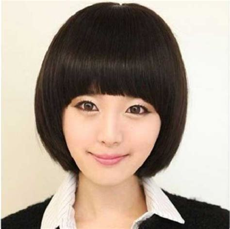 bob haircut korean style image gallery korean bob hairstyle