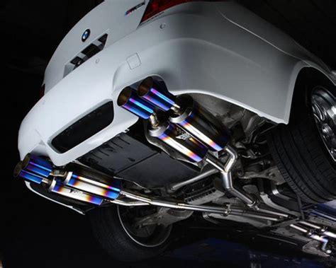 ericsson power exhaust system titan type a bmw m5 e60