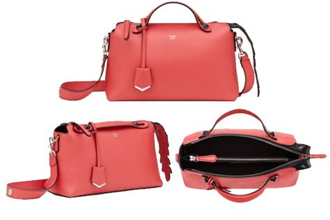 Fendi Small By Th Way In Tortora fendi by the way bags small versus mini spotted fashion