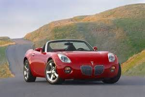 Saturn Sky Vs Pontiac Solstice Pontiac Solstice Saturn Sky Rip The About Cars