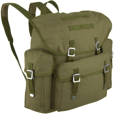 Lomberg Olive Rucksack 1 german army rucksack olive backpacks rucksacks 1st