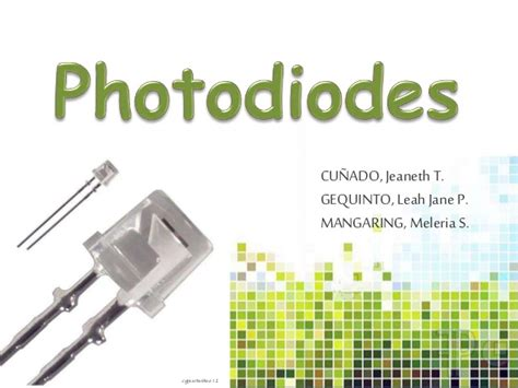 photodiode ppt photo diode ppt 28 images ppt diode detector pin photo diode detector powerpoint