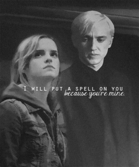 draco malfoy and hermione granger draco malfoy hermione granger images dramione