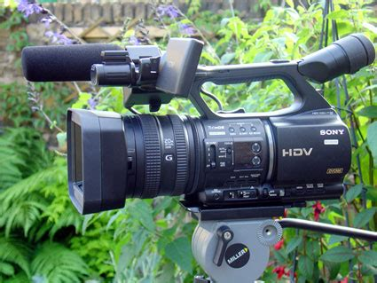 sony hvr z5 camera review www.urbanfox.tv