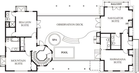 club floor plan club floor plans