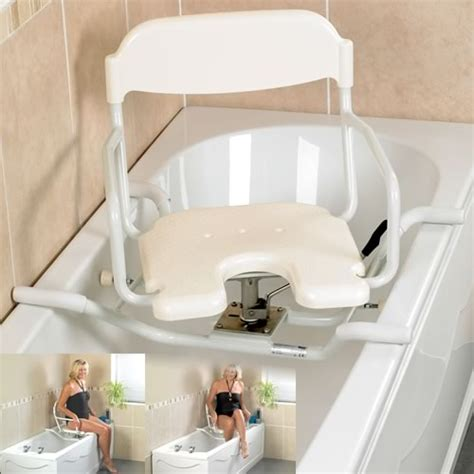 bathtub aids for elderly swivel bath seat with cutout swivel bath seats