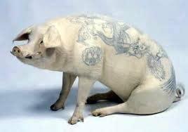 tatuajes en animales. | hamahiru ink estudio de tatuajes