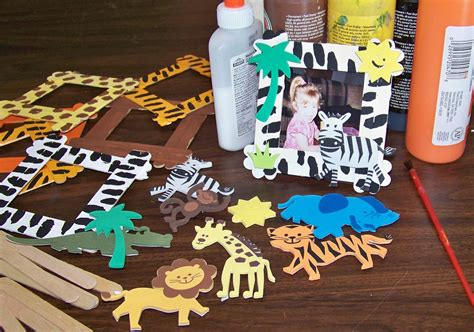 jungle crafts for jungle crafts arrowskidsclub