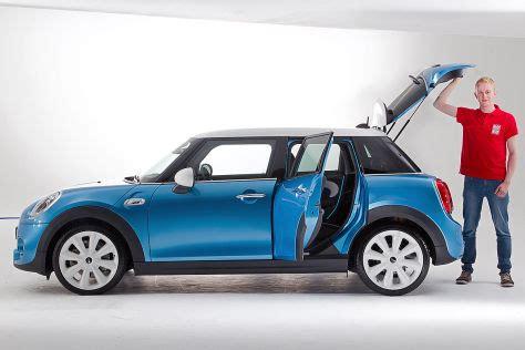 Mini Cooper 5 Türer Preis by Mini 5 T 252 Rer Sitzprobe Autobild De