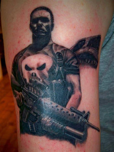 punisher tattoo photo tattooartgallery tattoo art gallery page 7