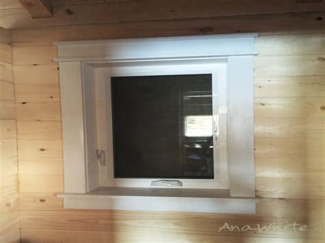 farmhouse style window door trim ana white farmhouse style window trim from pine boards