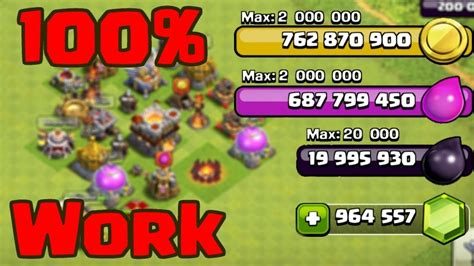 game coc mod 100 work coc private server new update download instal apk 100