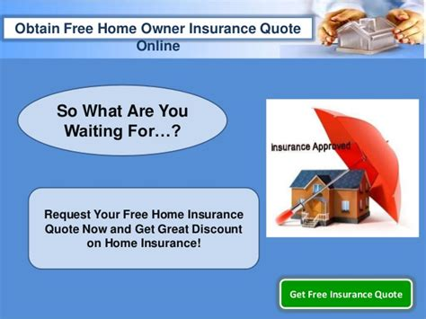 Instant Home Owner Insurance Quote, Get Cheap Online Home