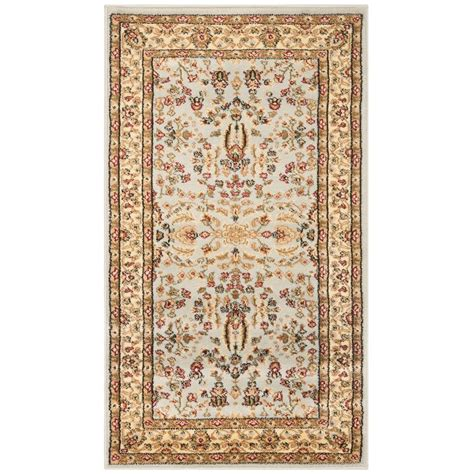 3 x 4 area rugs safavieh lyndhurst gray beige 2 ft 3 in x 4 ft area rug lnh214g 24 the home depot