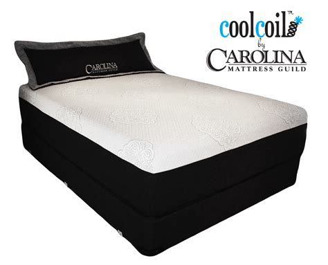 Coil Mattress Reviews by Carolina Mattress Guild Cool Coil Elements Mattress
