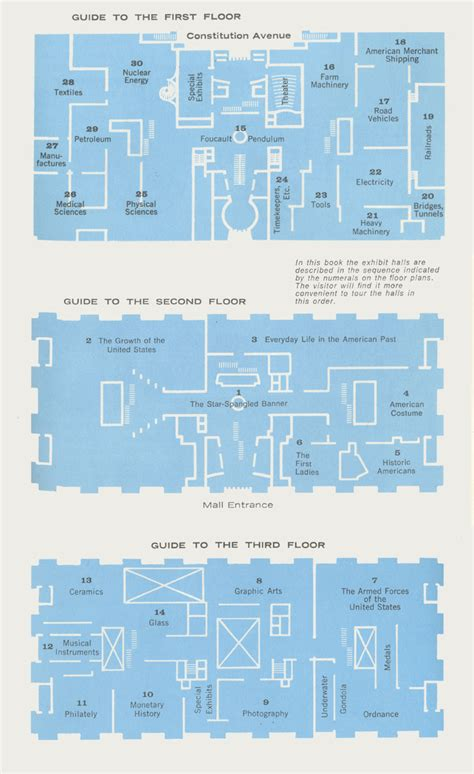 smithsonian floor plan early exhibitions making a modern museum albert h