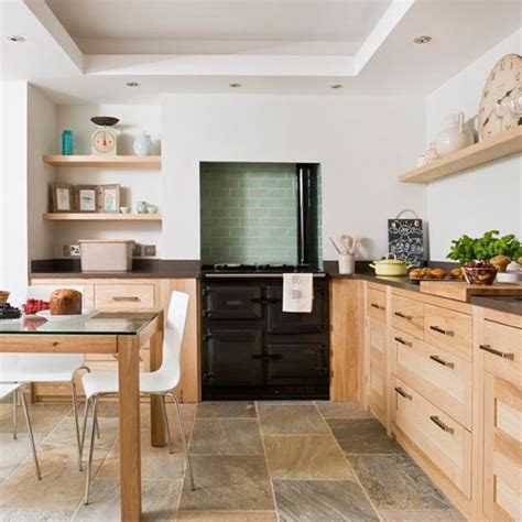Step Inside A Coastal Kitchen Filled With Natural Practical Kitchen Design