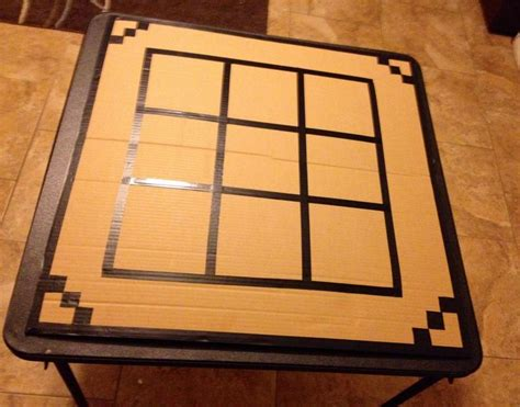 build  crafting table  minecraft woodworking
